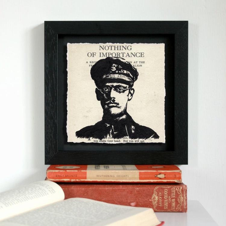 Nothing of Importance - Bernard Adams (Framed) - Image 0