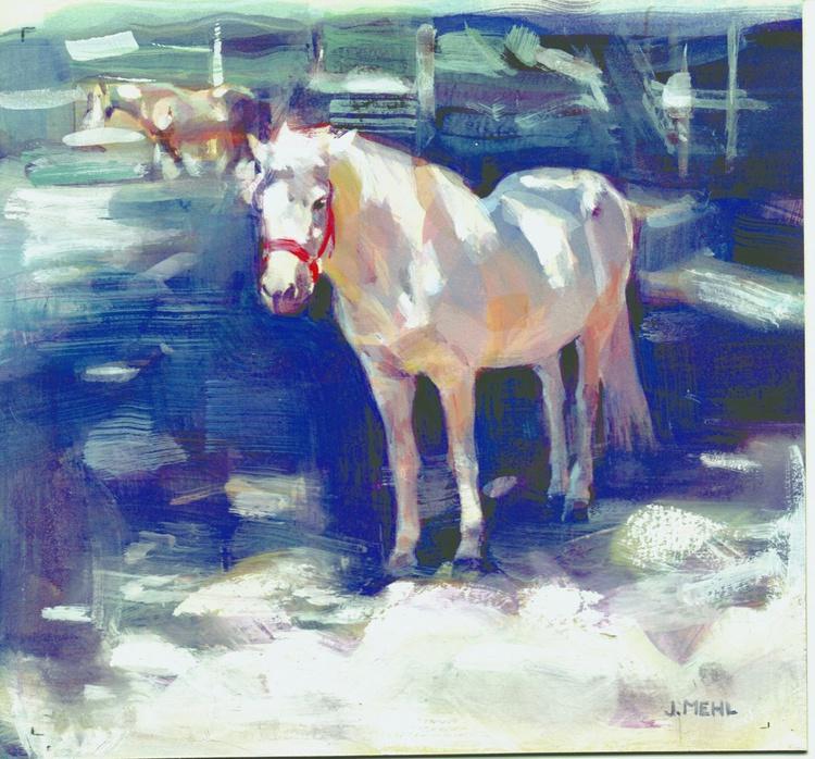 Sunlit Ponies - Image 0