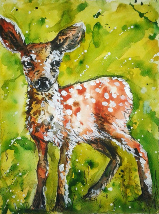 """""""Fawn"""" - Image 0"""