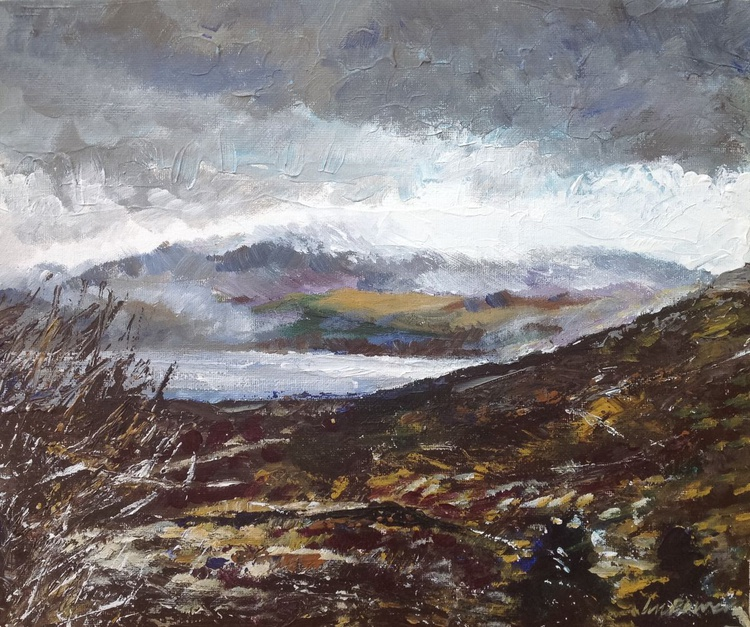 Misty mountains - Isle of Skye - Image 0