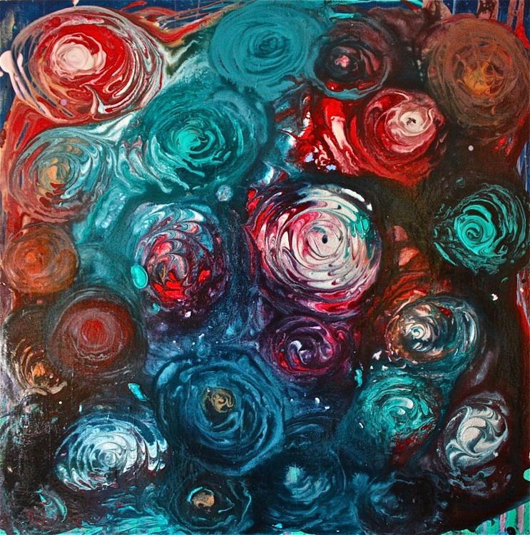 Blue Roses - Image 0
