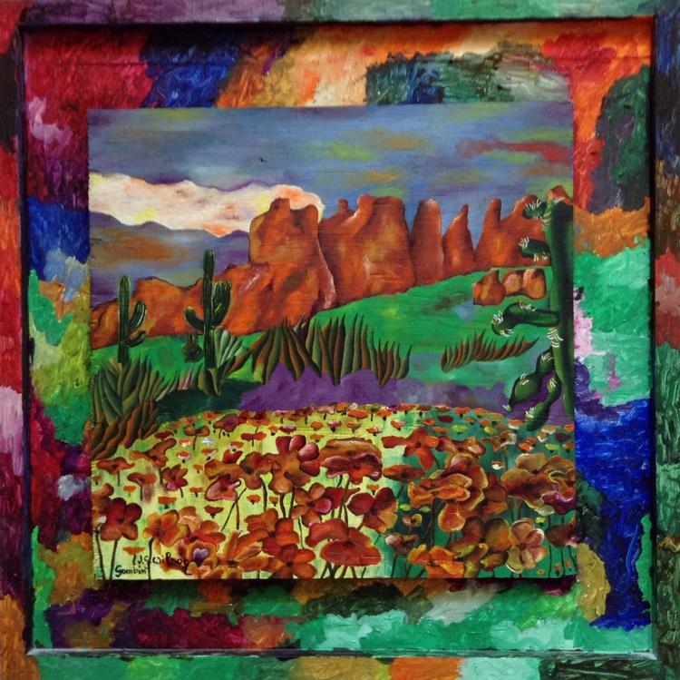Flowers in Sedona - Image 0