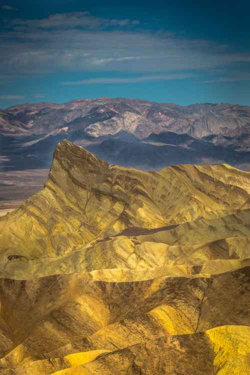 Mountain Quilt of California -