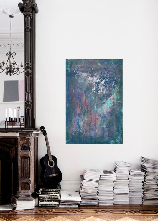 30x45cm(12x18 inch)decor painting,  When spring comes - Image 0