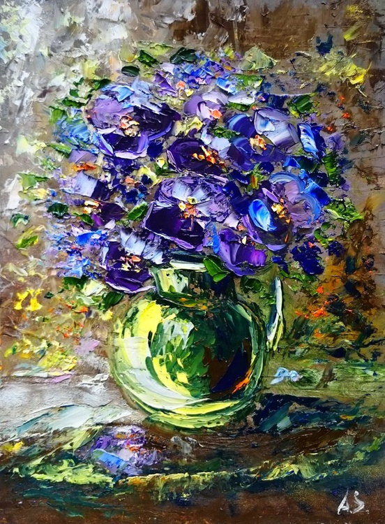 Pansy flowers - Image 0