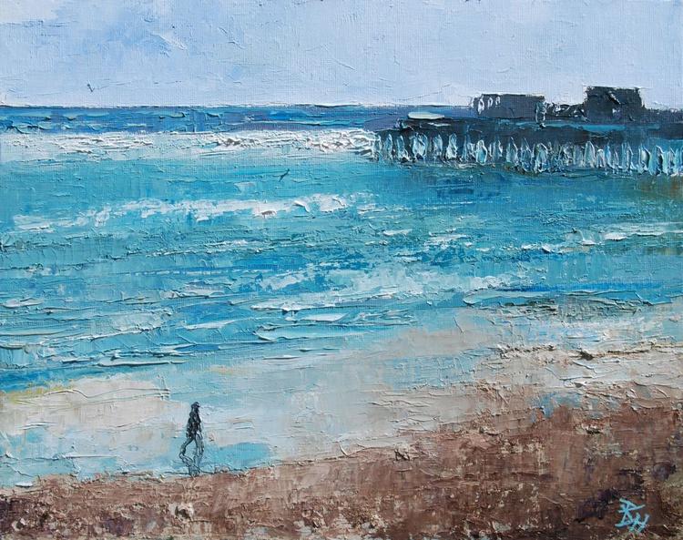 Hastings Beach, Sunshine - Image 0