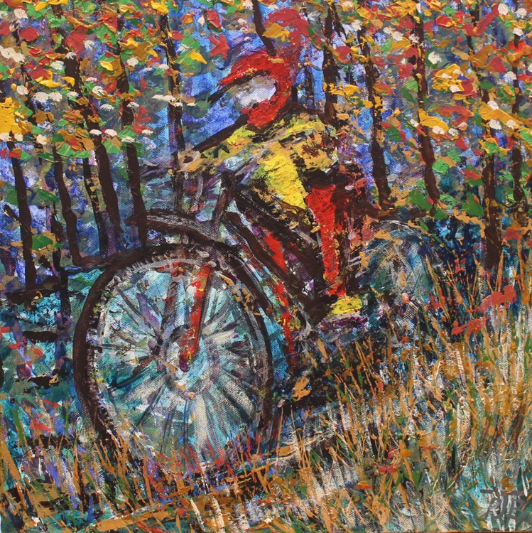Autumn Ride II - Image 0