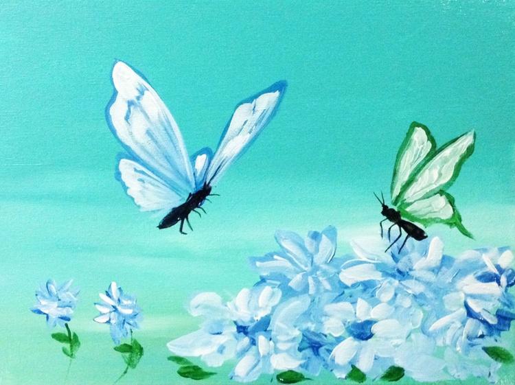 FLYING FLOWERS - Image 0