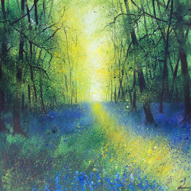 Bluebell Woodland Large - Image 0