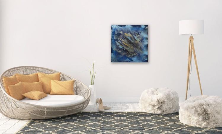 Blue Metallic Moods - Image 0
