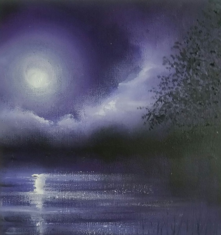 Moonlit purple - Image 0