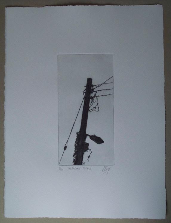 Telegraph Pole 1 - Image 0