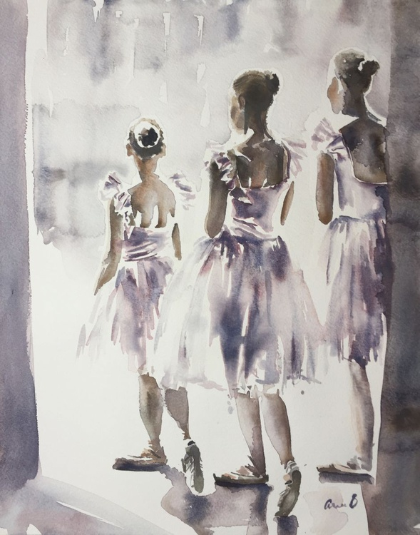 Ballerinas in the wings - Image 0