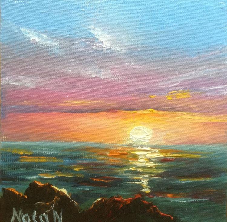 Sea sunset 1 - Image 0