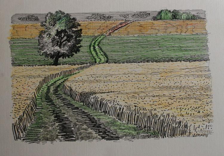 Landscape. Road. - Image 0