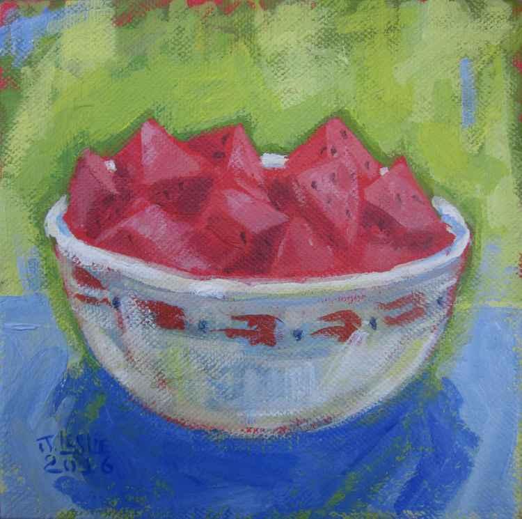 Watermelon Bowl -