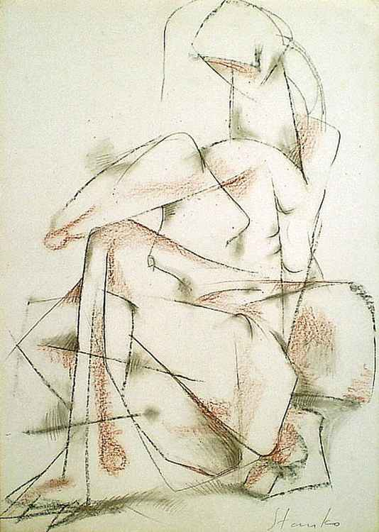 Act-III (Homage to Picasso) -