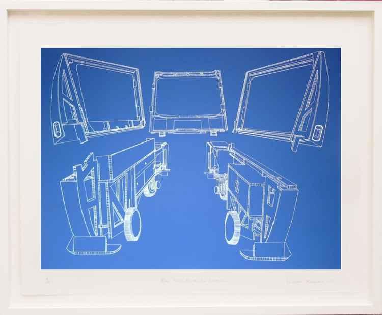 Blue Print -