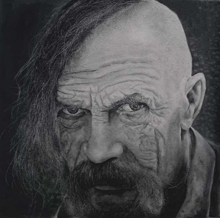 Portrait of Ivan Sirko -