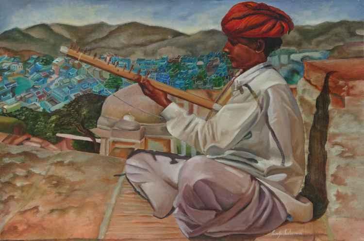 Rajasthani Music -
