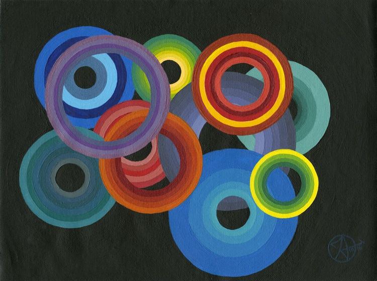 In Circles Again #7 - Image 0