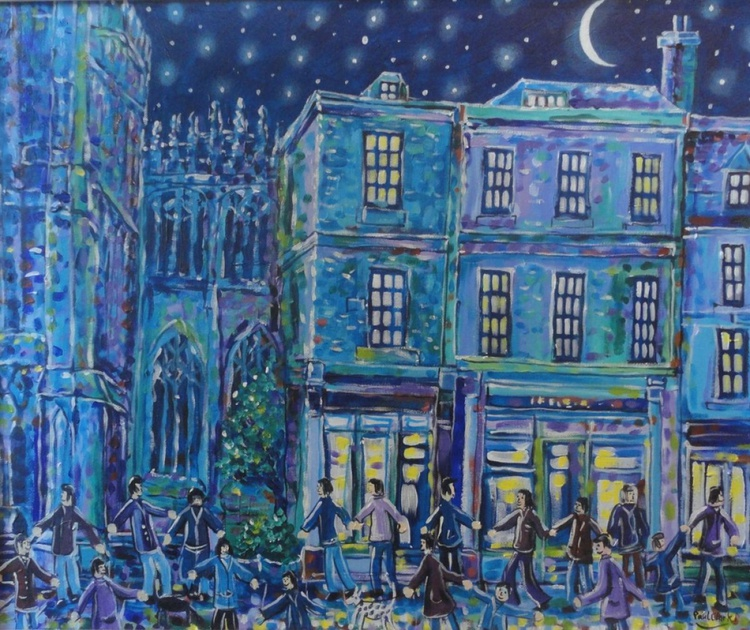 Shopping By Moonlight - Image 0