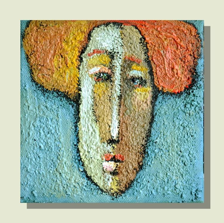Bluziek  (15x15x1.5cm) - Image 0