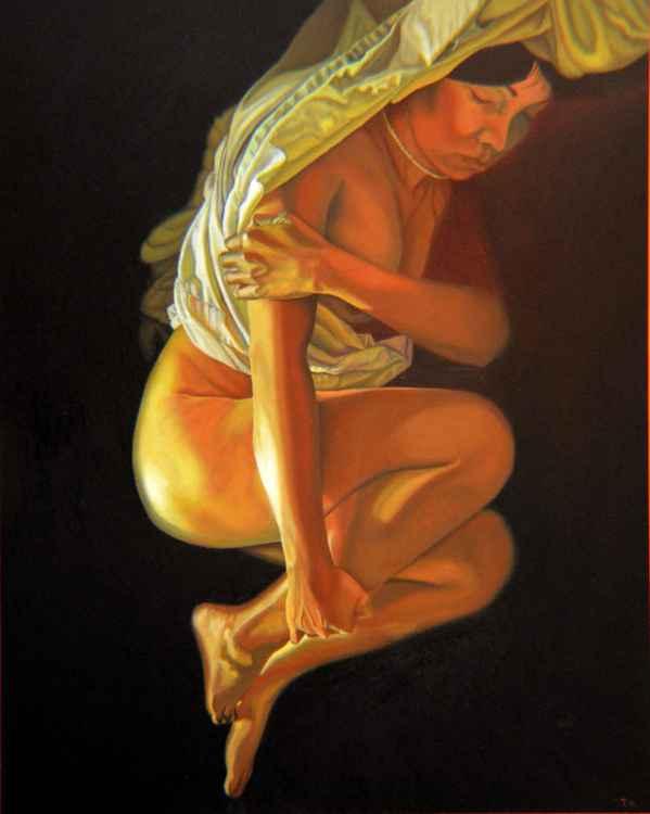 9:30 AM - nude - figure - female