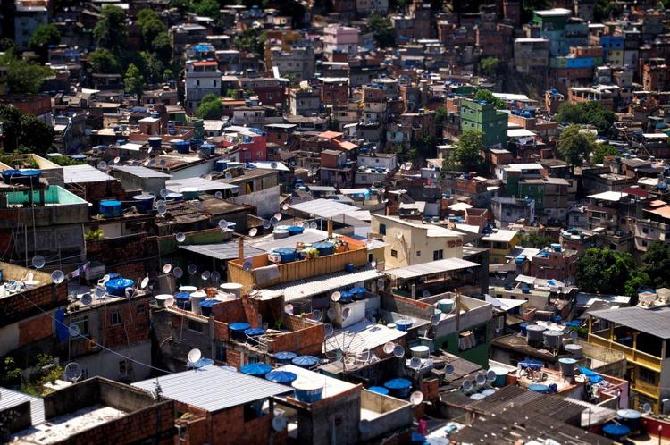 Rocinha Favela, Rio de Janeiro #1 - Image 0