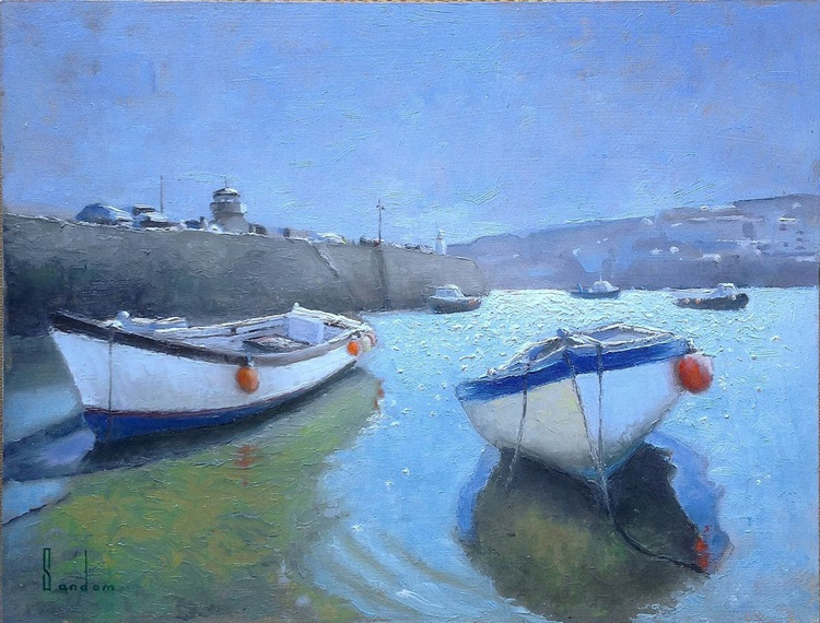 St.Ives harbour - Image 0