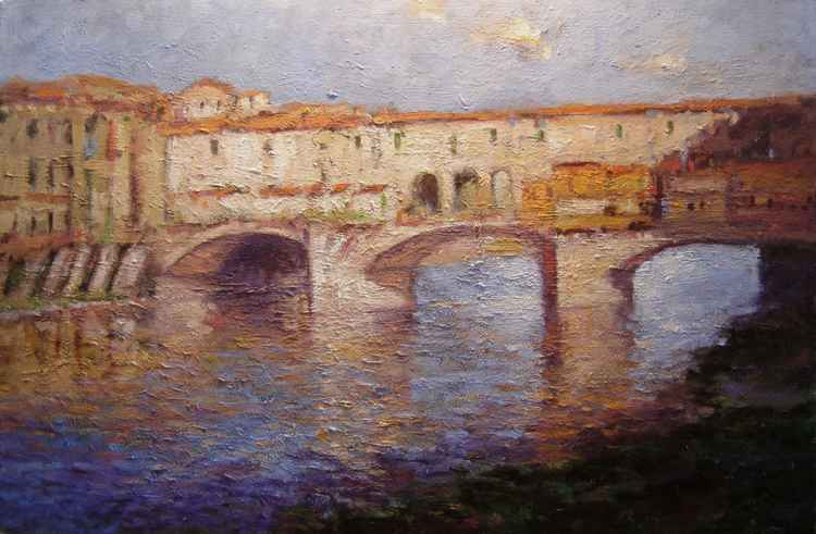 Ponte Vecchio X -