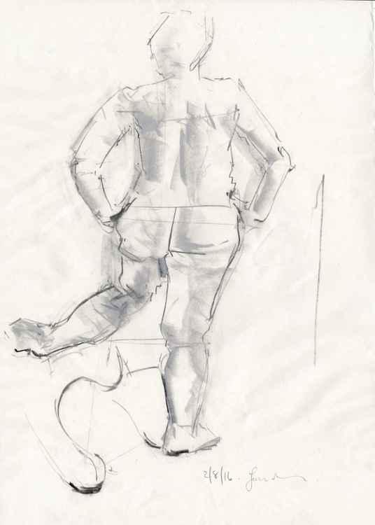 Life Drawing No 88 -
