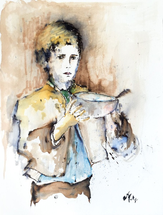 Oliver Twist - I Want Some More - Image 0