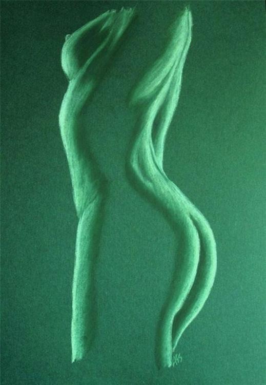 Nude 25 Green - Image 0