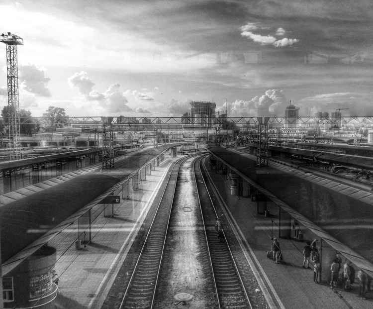 Railway Station -