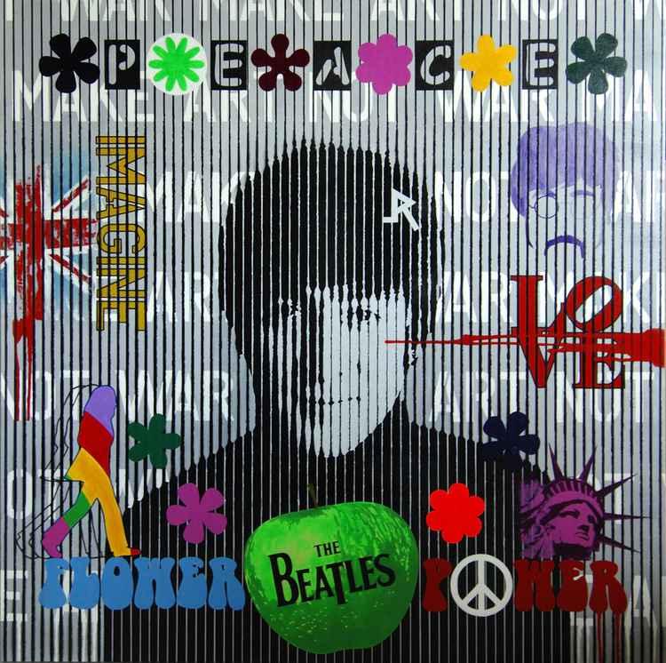 John Lennon-Flower Power