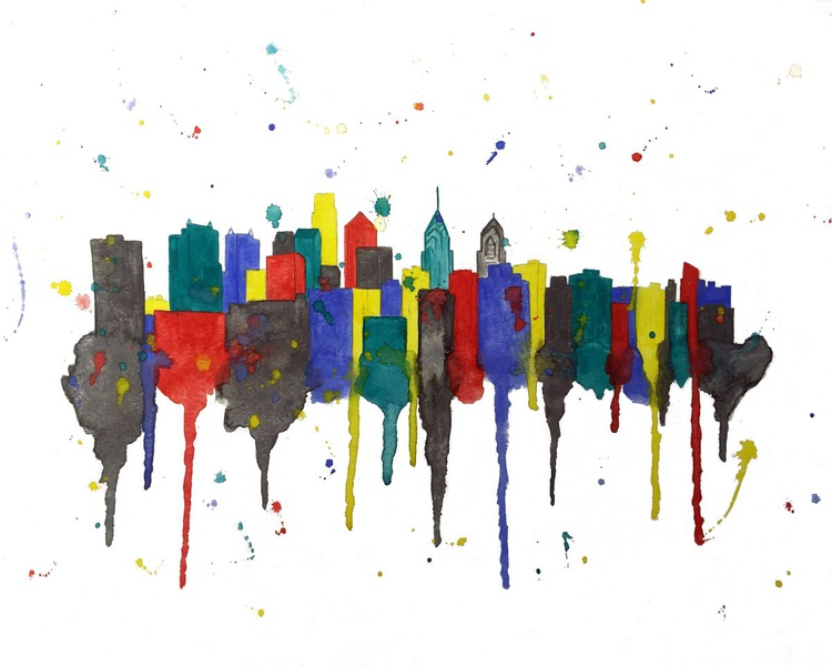 Philadelphia Pennsylvania Skyline - Image 0