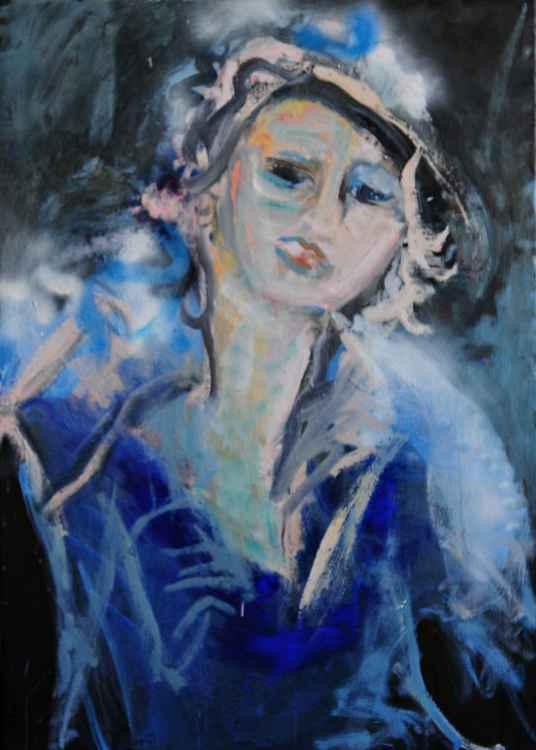 Blue    (Cat N° 4351)