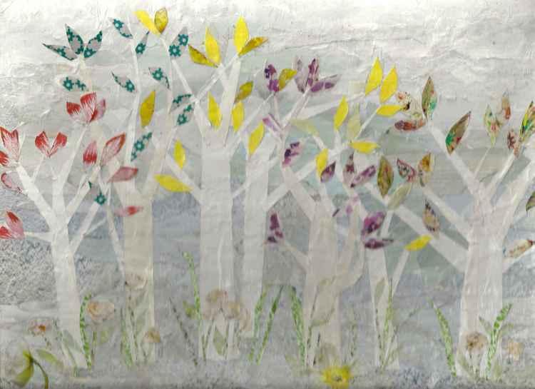 White Trees -
