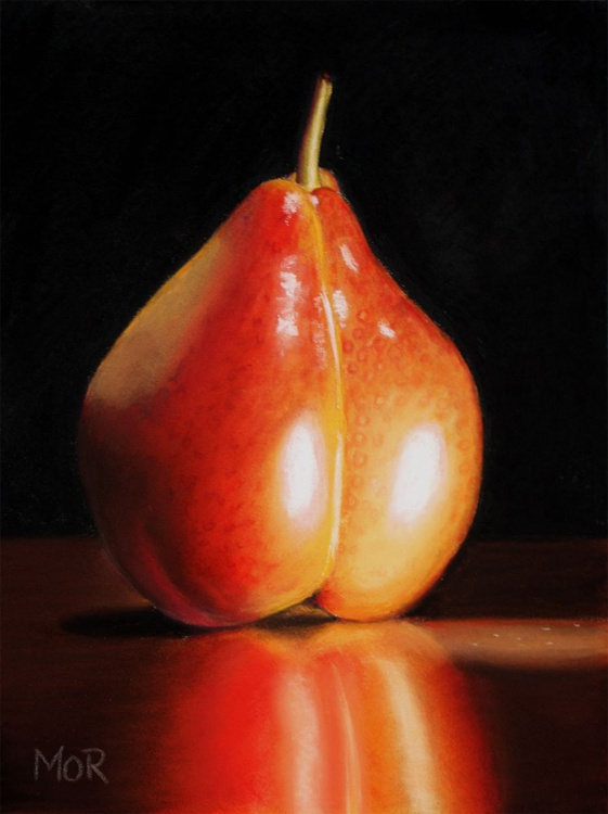 Red Pear - Image 0