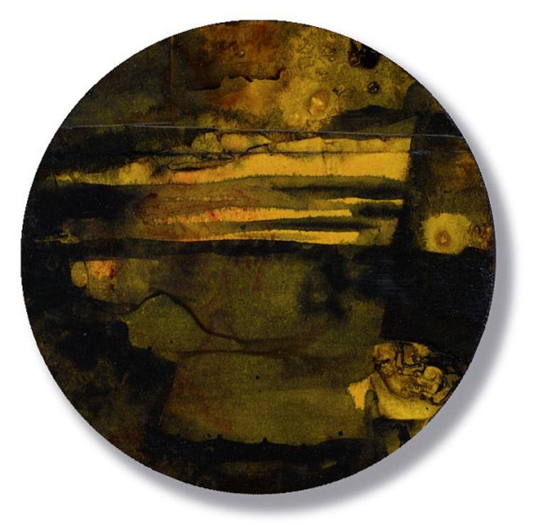 Circle Abstraction Series . No. 43 - Image 0