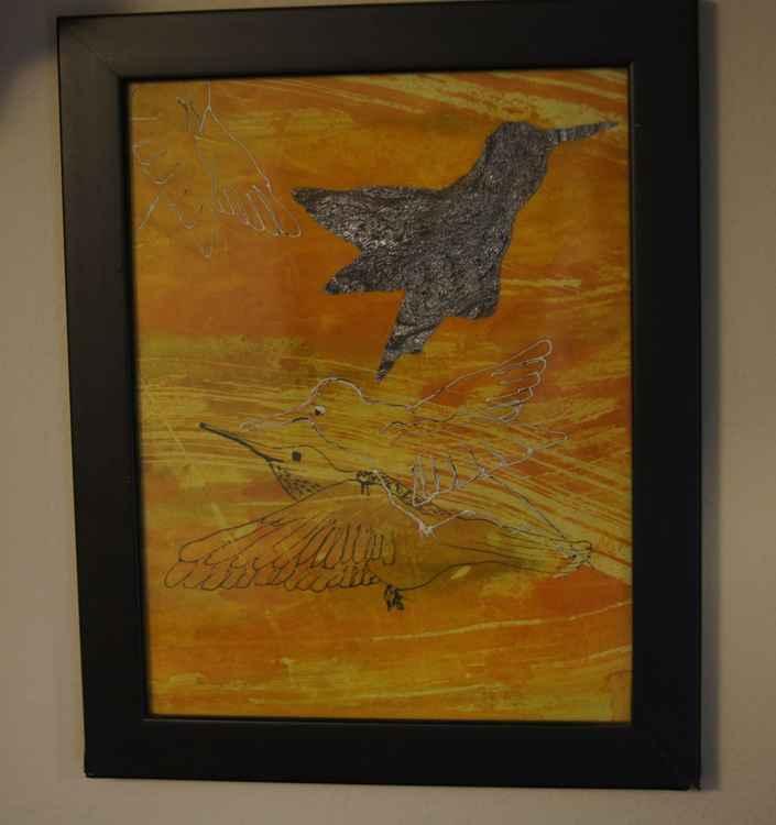 Humming bird #2 -