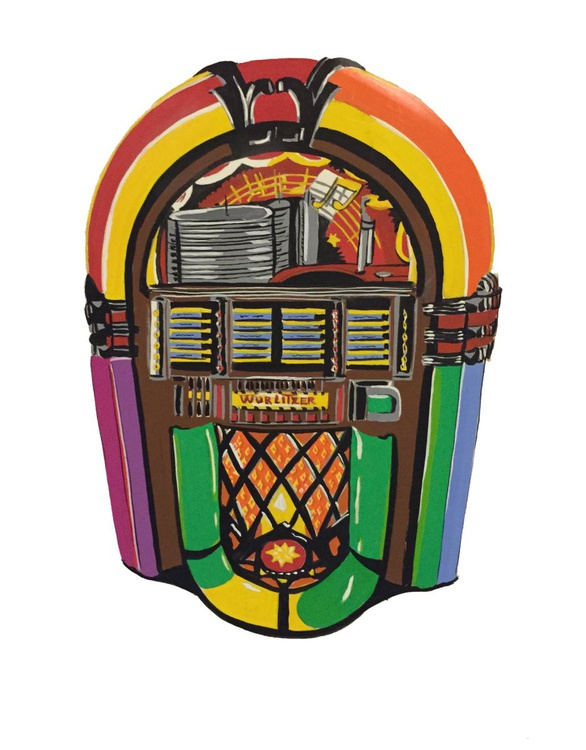 Wurlitzer Jukebox - Image 0