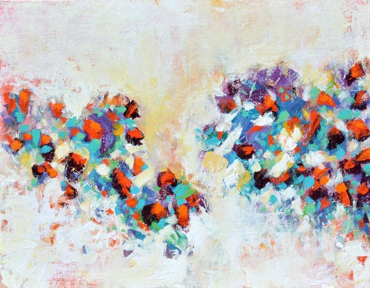Color Break 11x14 inches - Image 0