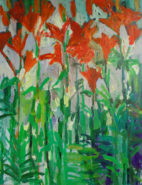 Asiatic lilies - Image 0