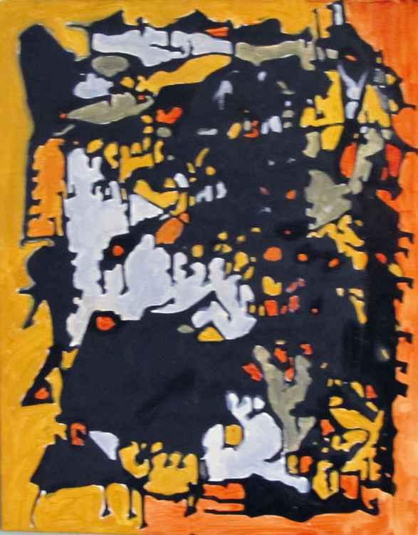 New Drip Painting