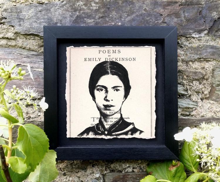 Emily Dickinson - Poems - Image 0