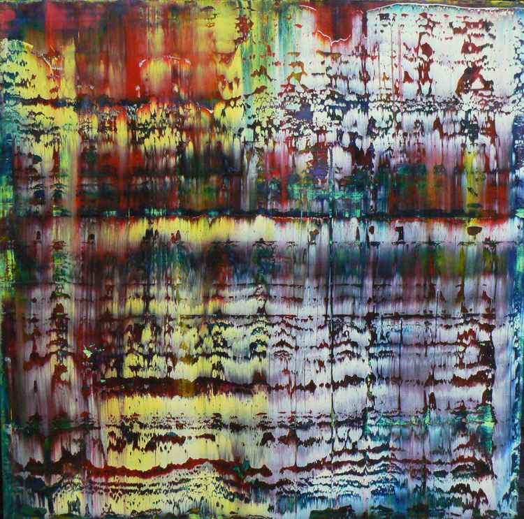Richter Scale - Carousel - SOLD (USA) -