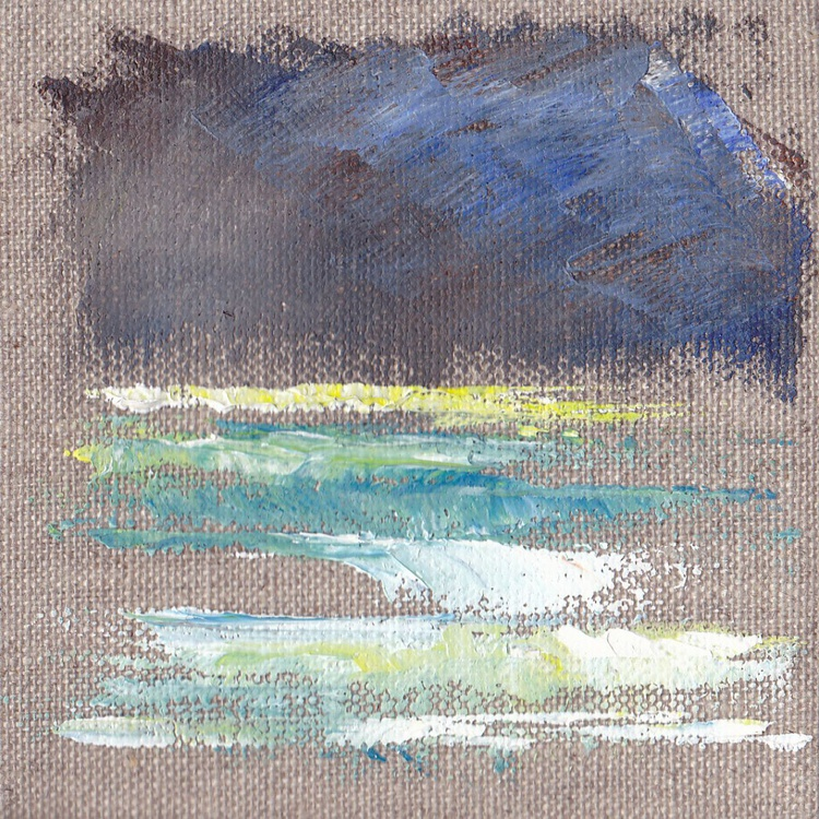Stormy Sky, Stormy Sea - Before the Rain - Image 0