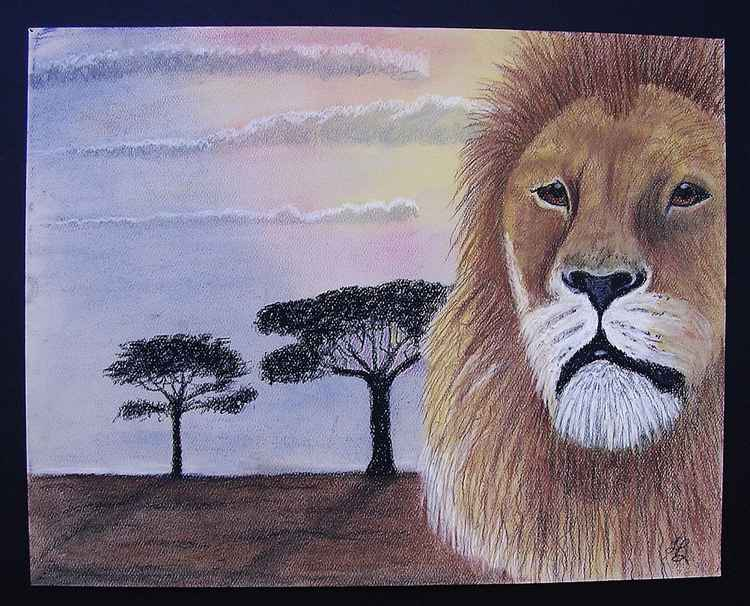 King of the Savana